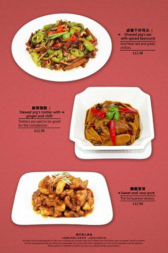 Pork Dishes